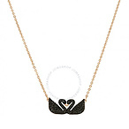 Iconic Swan Double Necklace