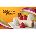 The Cheesecake Factory 电子礼卡