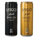 Pepsi Cola 1893 Original and Ginger Cola Flavors 12 Count