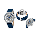 Stührling Original Women's Skeletonized Dress Watch