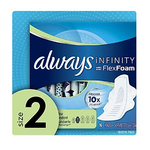 Always 2号Infinity 卫生巾 32片