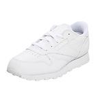 锐步复古小白鞋