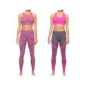 女士运动装2套装