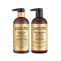 Pura D'Or Gold Label Anti-Hair Loss Shampoo, Conditioner, or Set (16 Fl. Oz.)