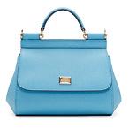 Blue Mini Miss Sicily Bag