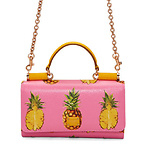 Pink Pineapple Small WOC