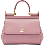 Pink Small Miss Sicily Bag