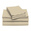 Luxury Home Bamboo-Blend Sheet Set from $14.99