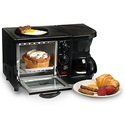 Elite Cuisine Maxi-Matic 3-in-1 Multifunction Breakfast Center