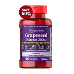 5 Grapeseed Extract 200 mg