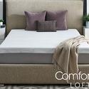 "ComforPedic Loft from Beautyrest 10"" Gel Memory Foam Mattress"