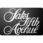 Saks 5th Avenue Gift Card