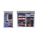 Sorbus Portable Wardrobe Closet or Shoe Organizer