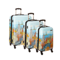 Samsonite CityScapes NYC 3 Piece Set