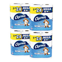 Charmin Ultra Soft Mega Roll Toilet Paper 24 Count