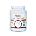 Nutiva Organic Coconut Oil 78oz/2.3L