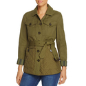 55% OFF Burberry Whitworth Quilt-Detail Jacket