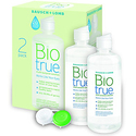 Biotrue Contact Lens Solution for Soft Contact Lenses-Pack 2