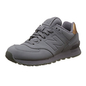 New Balance Women's 574 Molten Metal Fashion Sneaker