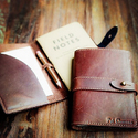 RusticTown Hnadmade Vintage Leather Journal Notebook