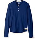 Champion Men's Originals Long Sleeve Henley