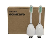 Philips Sonicare HX7022/30 Eseries Standard Replacement Brush Heads, 2 Count