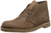 Clarks Men's Bushacre 2 Boot,Beeswax Leather,10 M US