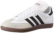 Amazon has adidas Performance Men's Samba Classic Indoor Soccer Shoe,Run White/Black/Run White,10.5 M for $24.52. Free Shipping on orders over $35 & Free Returns.