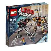 Amazon has LEGO Movie 70807 MetalBeard's Duel for $25.78. Free Shipping on orders over $35.