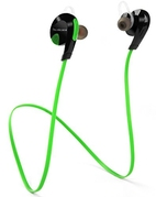 Amazon has Thinkcase Bluetooth V4.0 Wireless Stereo Sports Earbuds Earphones Headset Headphones for Running Gym Exercise (Green) for $6.99 after applying coupon code: GLWAIKD8. Free Shipping on orders over $35.