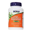 NOW Foods Liver Detoxifier 90-Capsules
