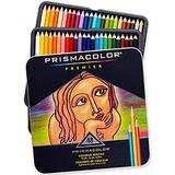 Prismacolor Premier 48色软芯彩色铅笔