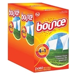 Bounce 衣物柔软剂纸片320片