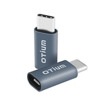 Otium USB-C 转 Micro USB 转接头 (两个装)