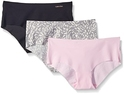 Calvin Klein Women's Invisibles Hipster Panty (Pack of 3)