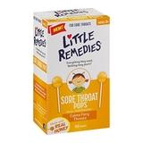 Little Remedies 儿童润喉止咳棒棒糖10个