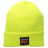 Timberland Pro 荧光黄男士针织帽