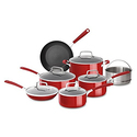 KitchenAid Nonstick Cookware Set 12 Piece