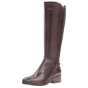 Cole Haan Women's Hayes Tall Riding Boot, Java Leather