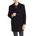 Tommy Hilfiger Men's Burbank Double Breasted Walker Coat