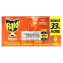 Raid Fogger, 4-Pack