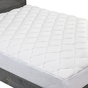 ExceptionalSheets Extra Plush Bamboo Top Fitted Mattress Pad
