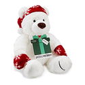 Amazon $150 Gift Card with a Holiday Teddy Bear