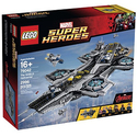 LEGO 乐高超级英雄76042神盾局航母
