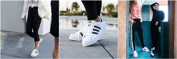 detailed look 3381b ca929 adidas Superstar Bold Women s Platform Shoes  39.99 was  100 60% OFF