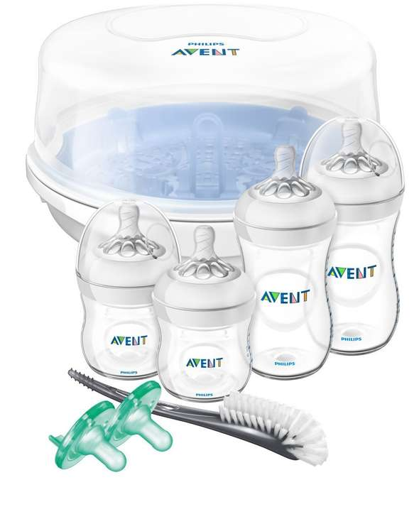 a3f146b97fe Philips Avent Anti Colic Bottle With Airfree Vent Gift Set All In · This Set  Include 2 Natural 9 Ounce 260ml Bottles 2 Natural Slow Flow S 2 Natural