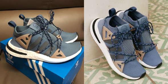 ae32beb492f 35% OFF adidas Originals Arkyn Sneakers In Blue  71.5 - DealAM.com