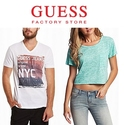 Guess Factory: Up to 60% OFF Sale Items