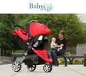 BabyAge: Britax 及 BOB 婴儿车等达 20% OFF