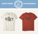 Life is good: Select Men's Newbury tees for $15